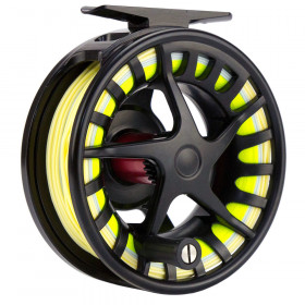 TRAUN RIVER Metal Fin 6-8 Fly Reel