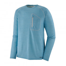 Patagonia M's Sunshade Crew, break up blue