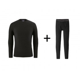 Patagonia Merino Capilene Air Underwear Set (Shirt + Pants)