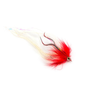 Pike Collector, red/white #6/0