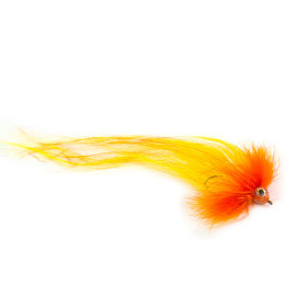 Pike Collector, yellow/orange #6/0
