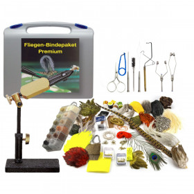TRAUN RIVER Premium Fly Tying Set