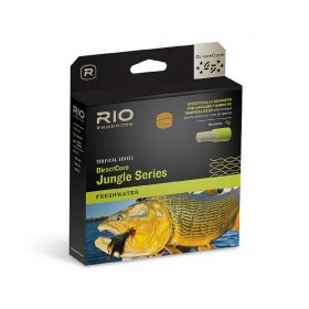 RIO DirectCore Jungle Fly Line Floating