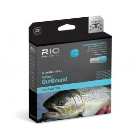 RIO InTouch Outbound Integrated Shooting Taper (floating)