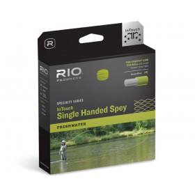 RIO inTouch Single Handed Spey 3 D Fly Line
