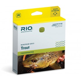 RIO Mainstream Clear Intermediate Fly Line