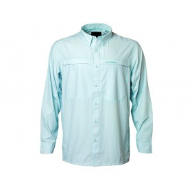 SAGE Guide Shirt, island blue
