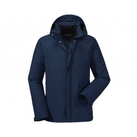 Schöffel Outdoor Jacket Aalborg, dress blue
