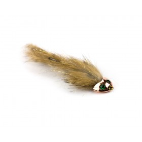Sculpin Flex Streamer, natural #4
