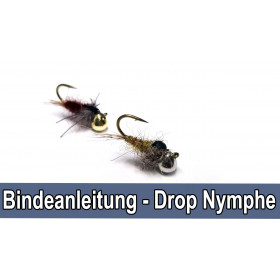 Drop Nymph/Trout Trap Fly Tying Set