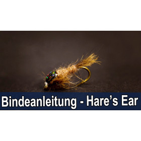 Hare's Ear Fly Tying Set