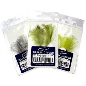 TRAUN RIVER CDC Grizzly Feathers