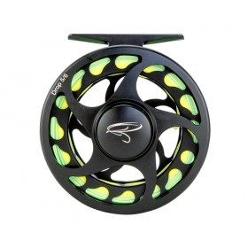 TRAUN RIVER Drop Fly Reel 5/6 + Fly Line