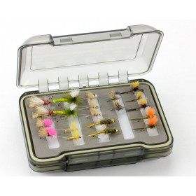TRAUN RIVER Fly Box 1105