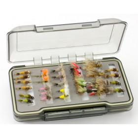 TRAUN RIVER Fly Box 1206