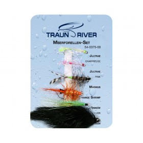 TRAUN RIVER Sea Trout Set