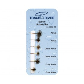 TRAUN RIVER Super Adams Set
