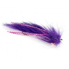 Trout Intruder, purple