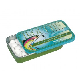 Trout Tin Peppermint