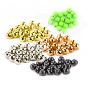 Tungsten Off Center Beads - Value Pack