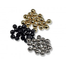 Tungsten Faceted Beads