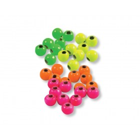 Tungsten Beads 80 Fluo Beads