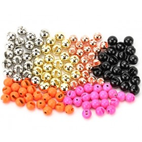 Slotted Tungsten Beads 20 pcs.