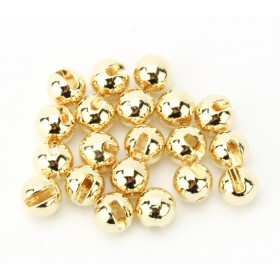 TRAUN RIVER Slotted Tungsten Beads (100-pack)