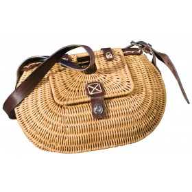 Wicker Basket de luxe