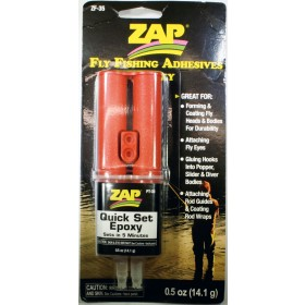 Zap-A-Gap Quick Set Epoxy