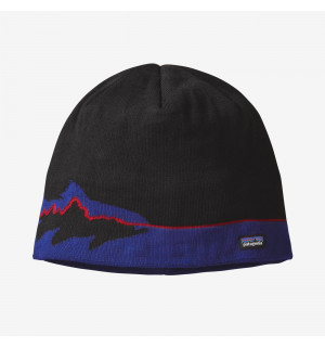 Patagonia Beanie Hat, Fitz Trout black