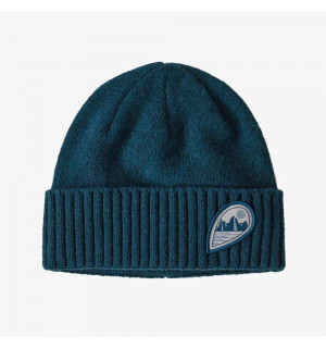 Patagonia Brodeo Beanie, crater blue