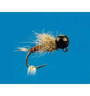 Black Magic Jig, brown