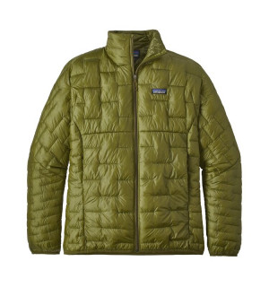 Patagonia Micro Puff Jacket, forge grey