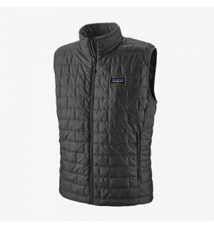 Patagonia Nano Puff Vest forge grey
