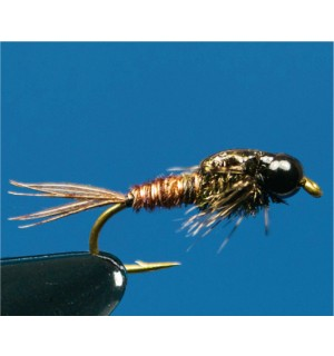 Black Tungsten Pheasant Tail