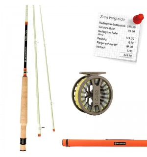 Redington Butter Stick Trout Outfit