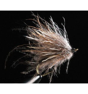 CDC Caddis Teenager, naturgrau