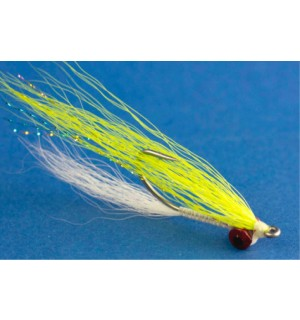 Clousers Minnow, chartreuse