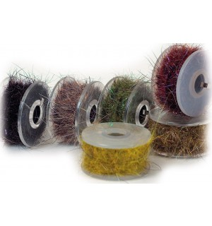Dubbing Brushes on spools