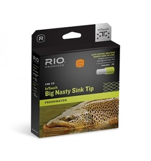 RIO InTouch Big Nasty 3D Sink Tip