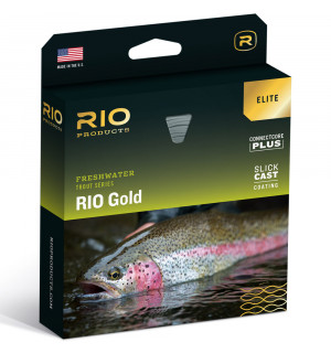 Elite Rio Gold Fly Line, Package