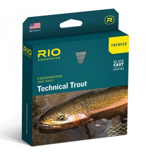 RIO Premier Technical Trout, Box