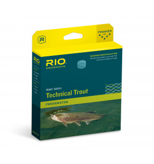 RIO Technical Trout DT Fly Line