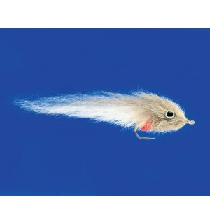 GT Big Fish Fly Baitfish grey