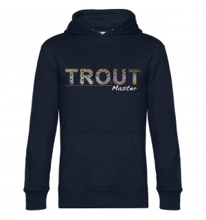 TRAUN RIVER Hoody Trout Master