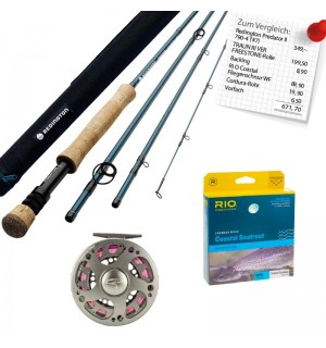 REDINGTON Sea Trout Outfit