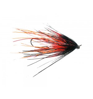 Mini Intruder, beschwert, orange/black