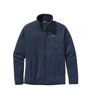Patagonia Better Sweater Fleece Jacket, classic navy #M