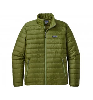Patagonia Down Sweater, sprouted green